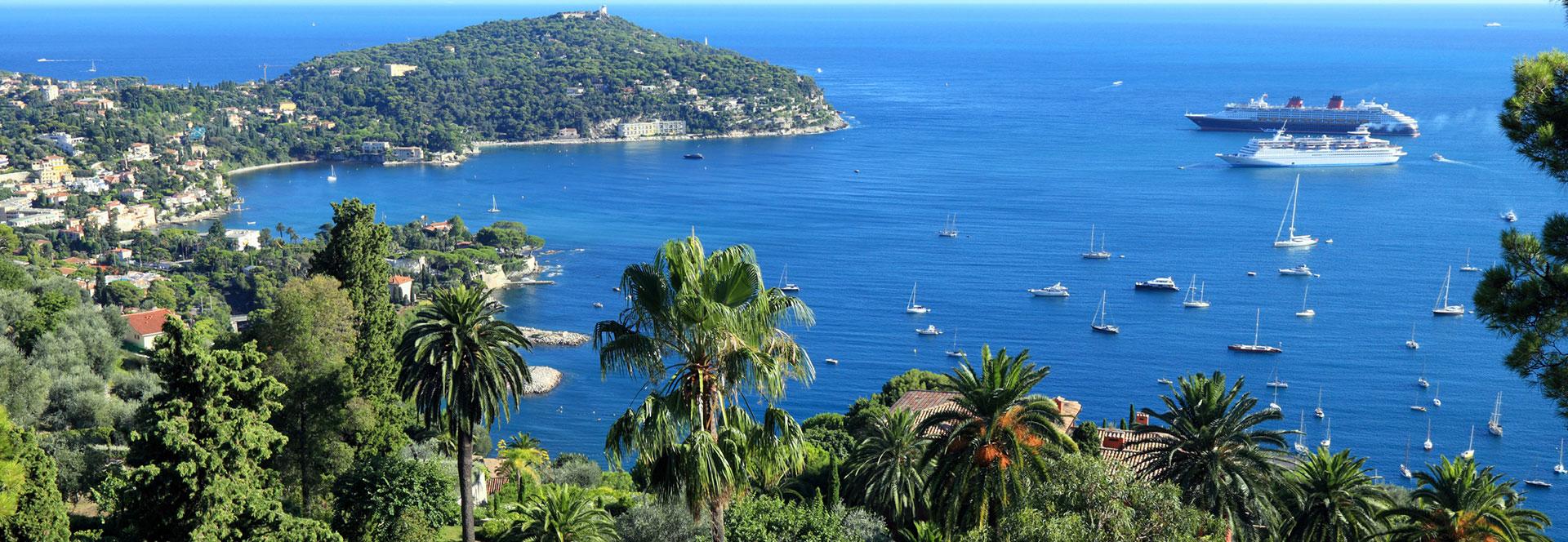 Villefranche-sur-Mer | French riviera luxury real estate